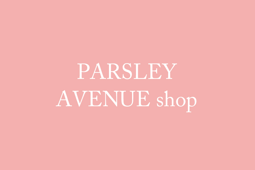 PARSLEY AVENUE shop