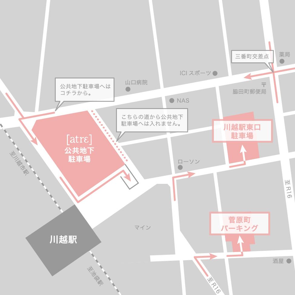 car-access-map